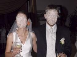Suknia ślubna Villais (rozm. 38, ecru)