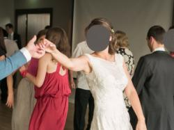 Suknia ślubna vintage, boho, retro, koronkowa, delikatna, bez fiszbin