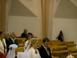 Suknia ślubna Vivien Vigo - biała, Roz. 38/40