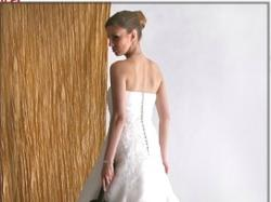 Suknia ślubna - Vivien Vigo kolekcja 2011