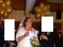 Suknia ślubna w dużym rozmiarze