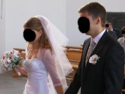 Suknia ślubna w idealnym stanie + dodatki
