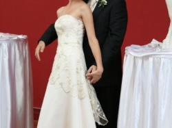 Suknia ślubna w idealnym stanie z atelier
