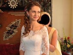 Suknia ślubna w idelanym stanie