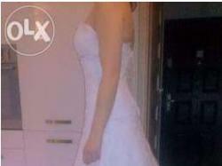 """Suknia ślubna w literę """"A"""""""