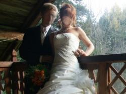 Suknia ślubna w OKAZYJNEJ CENIE