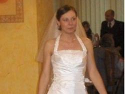 Suknia ślubna  w rozmiarze 36/38