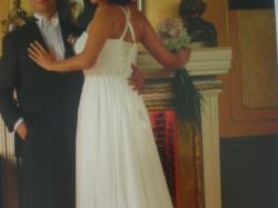 suknia ślubna w stylu greckim okazja!!!