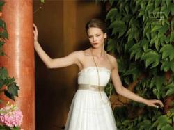 suknia slubna w stylu greckim z salonu Carmen