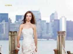 Suknia ślubna w stylu hiszpańskim