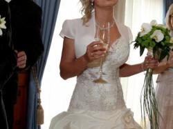 Suknia ślubna w STYLU HISZPAŃSKIM 34/36 TANIO!!!