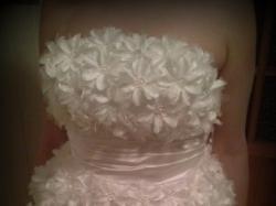 suknia ślubna w stylu Justin Alexander 8465
