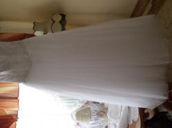 Suknia ślubna w stylu Princeska