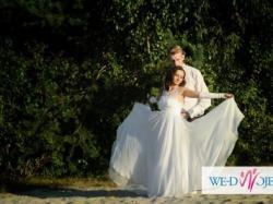 Suknia ślubna w stylu RETRO!
