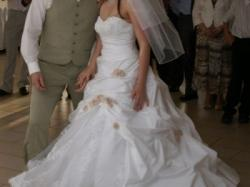 Suknia ślubna w stylu włoskim