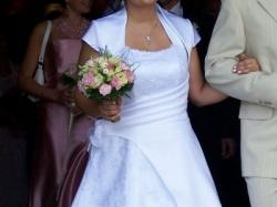 suknia ślubna wdzięk i elegancja tanio!!!
