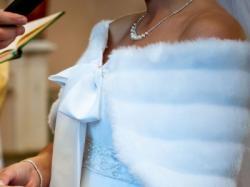 Suknia ślubna+welon+etola