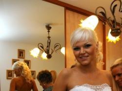 Suknia ślubna-welon-toczek-rekawiczki-bolerko sprzedam!!