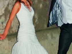 Suknia ślubna  wg wzoru White One Model 166