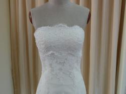 Suknia ślubna  WHITE ONE 152 - rozm. 36