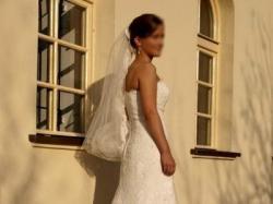 Suknia ślubna White One 176, rozmiar 36