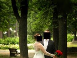 Suknia ślubna White One 180