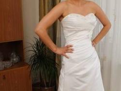 Suknia ślubna White One 3004