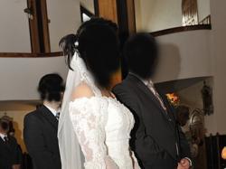 suknia ślubna white one 424