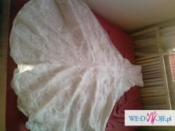 Suknia ślubna WHITE ONE 424    34/36