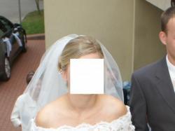 Suknia ślubna White One 424, rozmiar 38-40