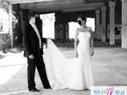 Suknia Ślubna White One 427