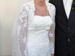 Suknia ślubna White One 427 z kolekcji 2009