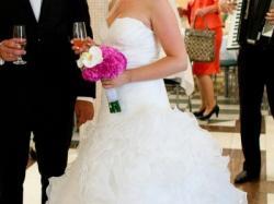 Suknia Ślubna WHITE ONE 6210 (Hiszpanka)