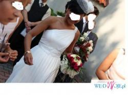 Suknia ślubna White One 6239 Madonna