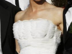 Suknia ślubna white one by pronovias, serii 3062
