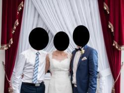 Suknia ślubna WHITE ONE NORMAN 2013 - stan bardzo dobry