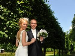 Suknia ślubna White Rose 477 (Agora) rozmiar 36/38