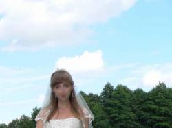Suknia ślubna White Rose ecru