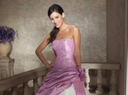 suknia slubna wieczorowa nowa na miare LUBLIN swarovski suknie slubne