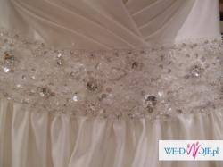 Suknia ślubna Wings Bridal SYBIL , rozmiar 36-38 (4 US) -  BESTSELLER 2012!!