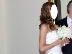 Suknia ślubna wyszczuplająca sylwetkę! GRATISY