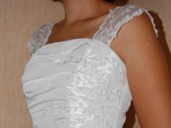 Suknia ślubna z autorskiej kolekcji Pronuptia Paris