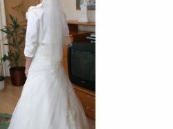 Suknia Ślubna z bolerkiem tanio