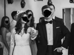 Suknia ślubna z długim rękawem, FADWA 2015, inspiracja od BERTA BRIDAL
