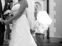 Suknia ślubna z Elizabeth Konin