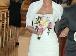 Suknia ślubna z Fasson Pani Doroty Wróbel