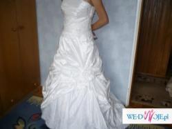 Suknia ślubna z kolekcji 2007