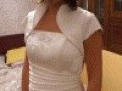 suknia slubna z kolekcji 2007 roku