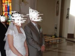Suknia ślubna z kolekcji 2009