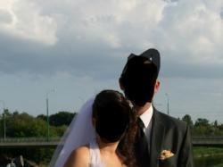 Suknia ślubna z kolekcji 2013